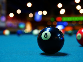 Pool tables for sale in Detroit, Michigan.