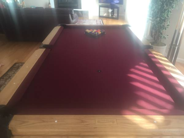 Pool Tables For Sale Pool Table Movers DetroitSOLO Richmond - Connelly catalina pool table