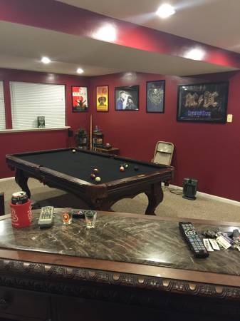 Pool Tables For Sale Pool Table Movers DetroitSOLO Richmond - Detroit pool table movers