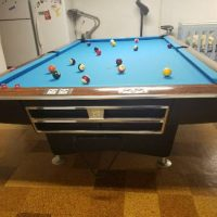 Great Brunswick Gold Crown Pool Table