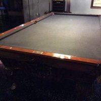 Custom Pool Table Renaissance