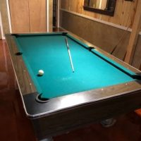 """80""""x39 Pool Table For Sale"""