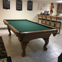 Great Offer!!! Clean Like New Olhausen Pool Table