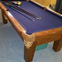 Pool Table 7 ft.