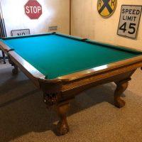 Proline 9' Pool Table