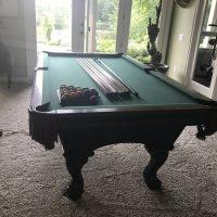 Beautiful Olhausen Pool Table