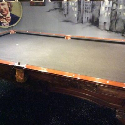 Pool Table Custom