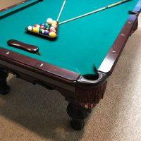 8 Foot Huntington Playmaster Pool Table