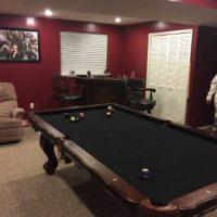 9 Foot Pool Table