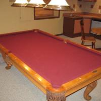 Pool Table Brunswick 8ft.
