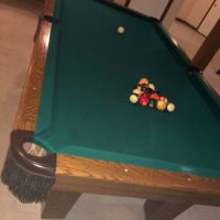 Selling 8' Olhausen Pool Table