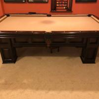 Furniture Style 8' American Heritage Pool Table