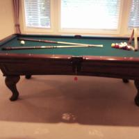 Kasson Amherst Pro Billard Table